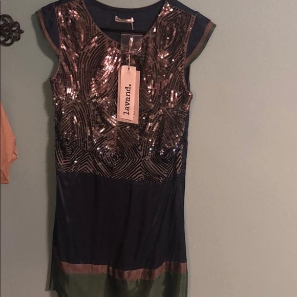 lavand Dresses & Skirts - Brand new sequin dress